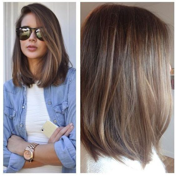20 Haircuts For Women Shoulder Length In 2019 Love Casual Style