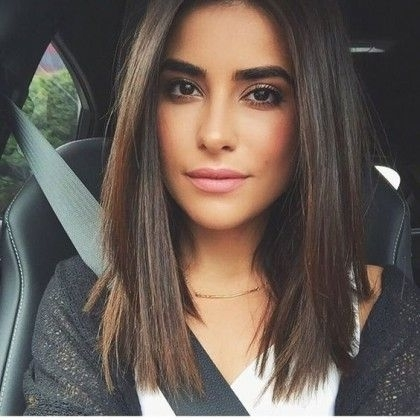 20 Haircuts For Women Shoulder Length In 2019 Love Casual