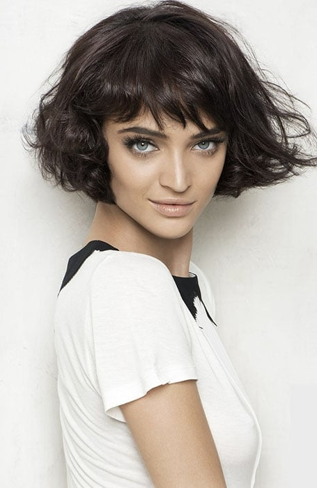 30 easy hairstyles for short curly hair  love casual style