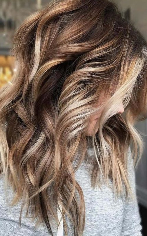 32 Fun Summer Hair Colors For Brunettes Blondes 2019 Love Casual Style