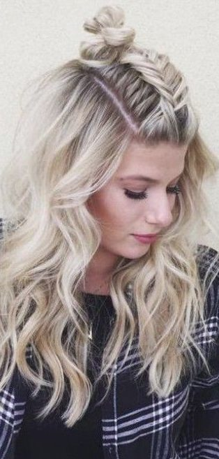 35 Easy Summer Hairstyles That You Simply Can T Miss For Summer 2019