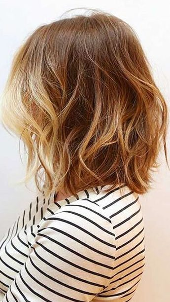Short Hairstyles with Bangs - 10-