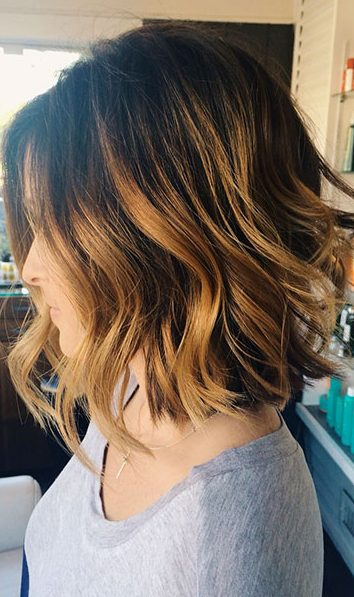 Short Hairstyles with Bangs - 10