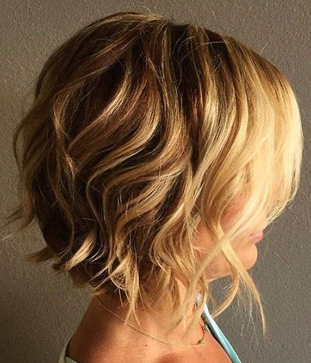 Balayage Short Hair - 11