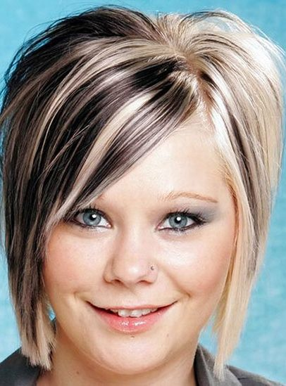 Hair Short Color Blonde