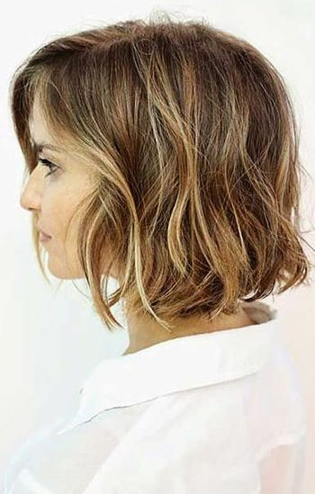 Short Hairstyles with Bangs - 12-