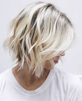 Balayage Short Hair - 13