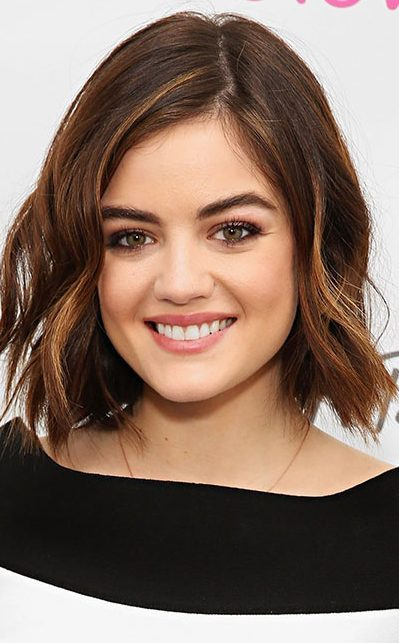 Short Hairstyles with Bangs - 13-