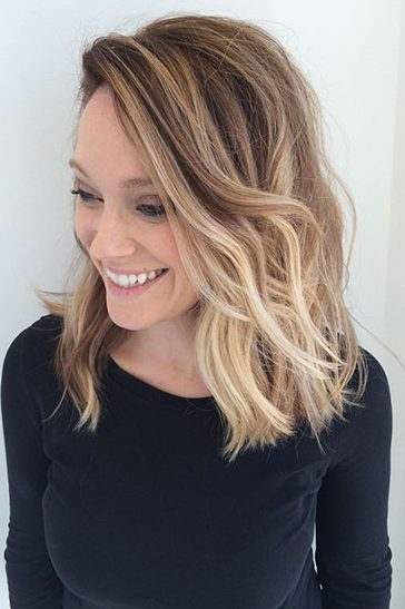 Balayage Short Hair - 14