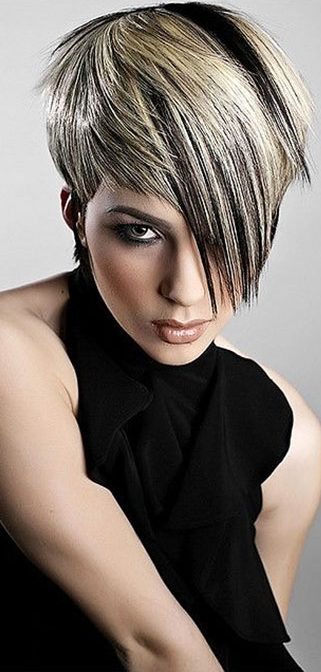 30 Black,Blonde Short Hairstyles to Try 2019 , Love Casual Style