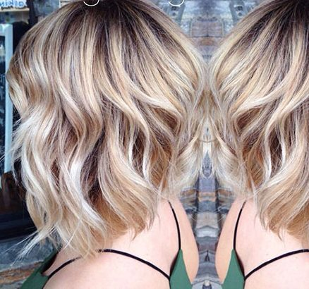 Balayage Short Hair - 15