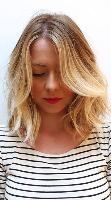 Short Hairstyles with Bangs - 15-