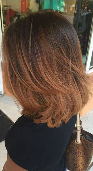 Short Hairstyles with Bangs - 17