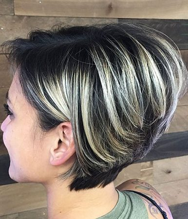 30 Black Blonde Short Hairstyles To Try 2019 Love Casual Style