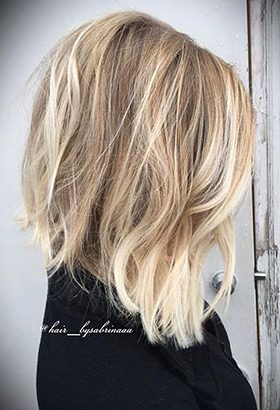 Balayage Short Hair - 20