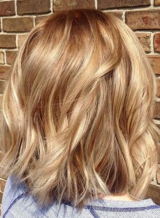 Balayage Short Hair - 21