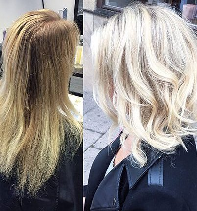 Balayage Short Hair - 22