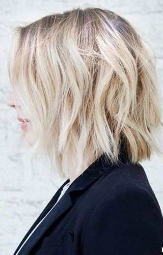 Short Hairstyles with Bangs - 24-
