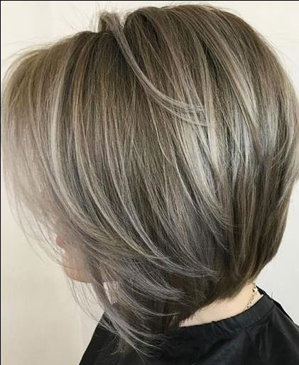 Short Hairstyles with Bangs - 25-