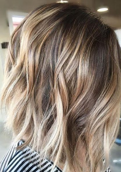 Short Hairstyles with Bangs - 25