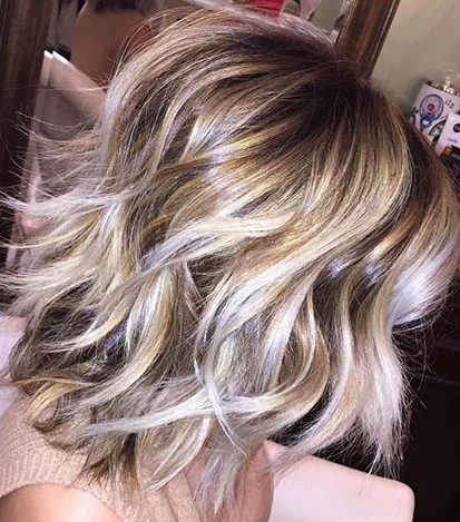Short Hairstyles with Bangs - 27-