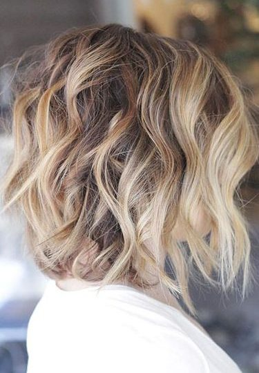 Short Hairstyles with Bangs - 6-