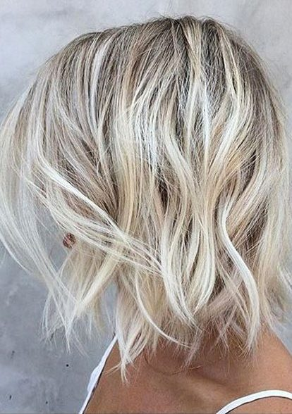 Short Hairstyles with Bangs - 7-
