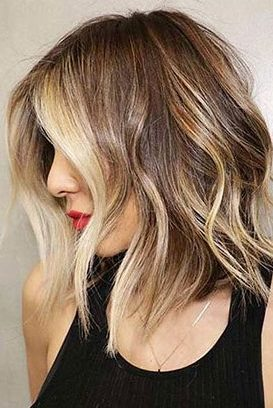 Short Hairstyles with Bangs - 8-
