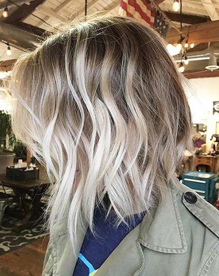 Balayage Short Hair - 9